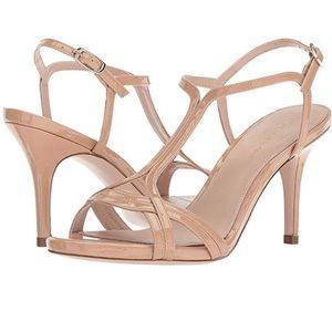 Stuart Weitzman Sunny Heeled Sandals 10